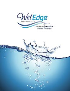 Wet Edge Pool Interior Finishes
