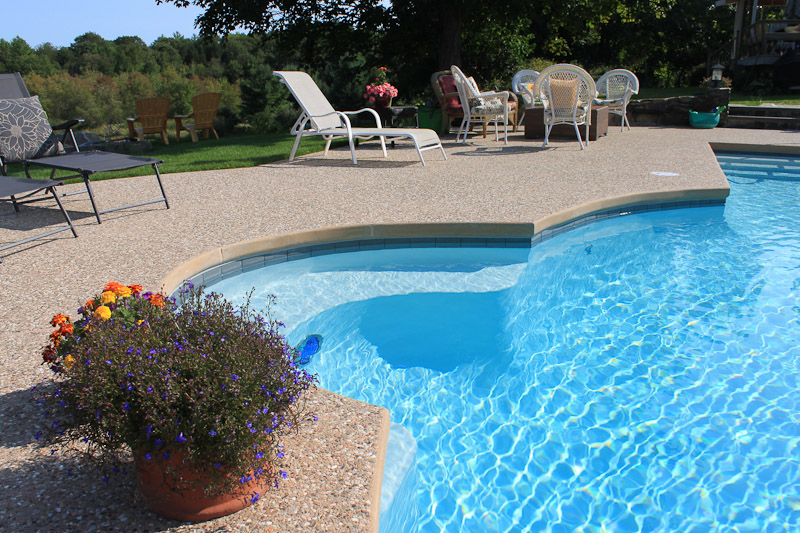 Cantilever Coping For Inground Pools Zef Jam